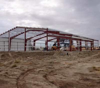 D&K Agri-Sales Building