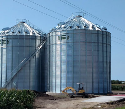 grain bin project
