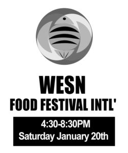 WESN Food Festival Intl 2018 Ticket