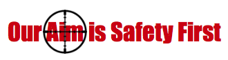 Our Aim is Safety First